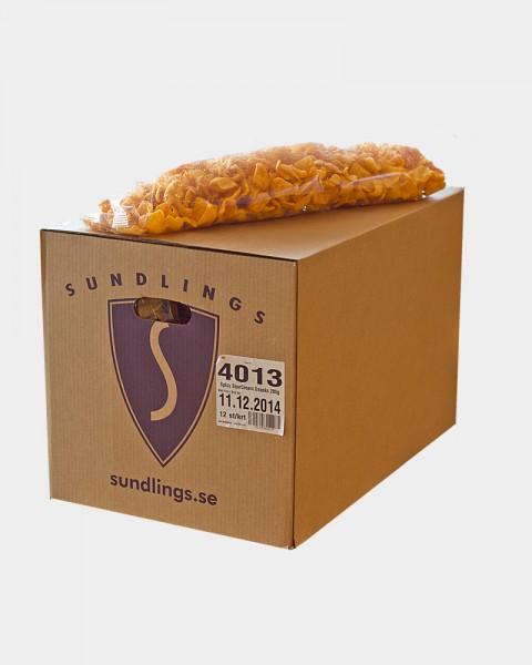 Nya Spicy Sourcream snacks från Sundlings