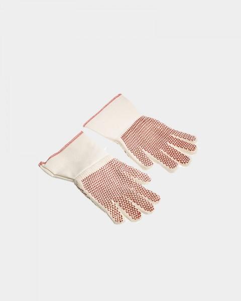 Värmetåliga handskar hos sundlings