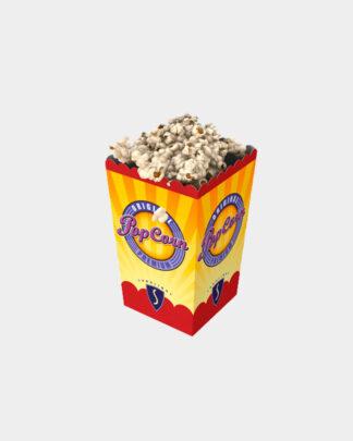 popcornbägare från sundlings