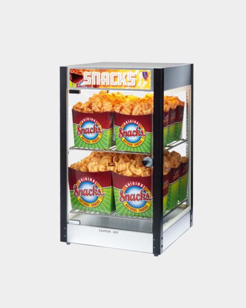värmeskåp för snacks från sundlings